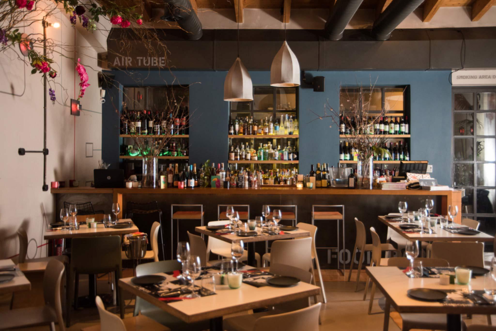 Prosopa restaurant Athens Gazi Greece Modern Mediterranean Cuisine seafood meat texnopolis Μεσογειακό εστιατόριο Αθήνα Γκάζι